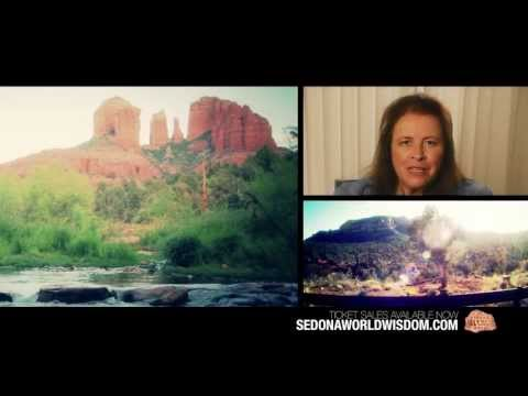 Jean Houston - Sedona World Wisdom Days 2014