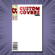 Get Your Custom Comic Book Cover!