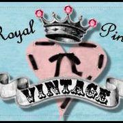 Kelly/Royal Pink Vintage