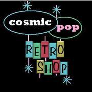 Cosmic Pop Retro Shop