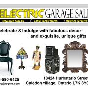Electric Garage Sale
