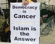 Muslims Against Crusades group, 21 June 2010