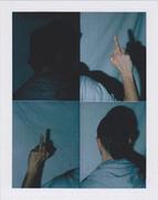 Antistress - Fuck portrait - Polaroid (Fuji FP100c) - 2017