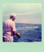 A pesca di motoscafi