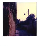 Vicolo tra le mura di Gradara