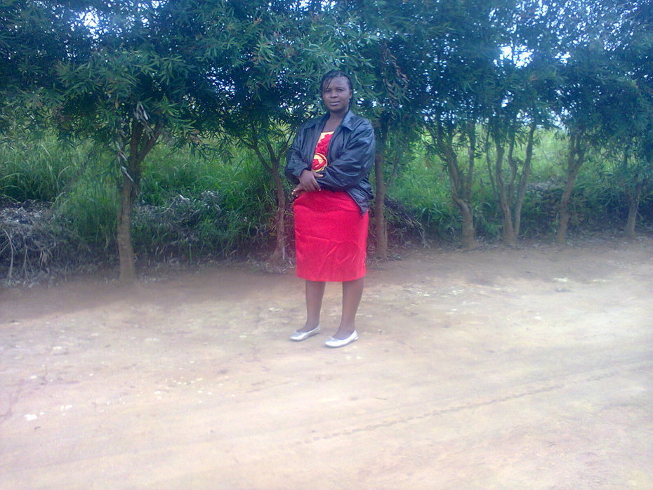 Mambo yale ya baridi mufindi hiyo na kijani yake kwa mbali