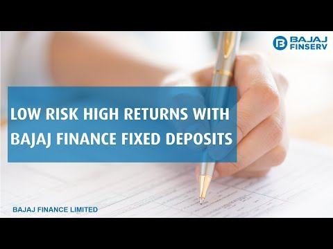 Low Risk and High Returns Investment | Fixed Deposit