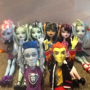 Michelle's official monster high