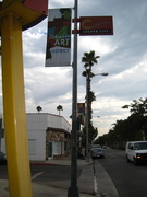 Helms Bakery and Washington Blvd. in Culver City