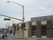Helms Bakery and Washington Blvd in Culver City