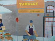 Farmer's Market Mural