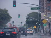 Rainy Day in Culver City