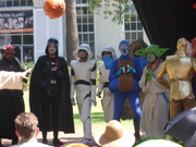 Actors' Gang's The Tempest, the Star Wars Edition