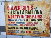 Culver City's Fiesta LaBallona is Coming