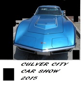 CULVER CITY CAR SH0W 2015