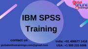 IBM SPSS Training   IBM SPSS Online Training - Global online Training.
