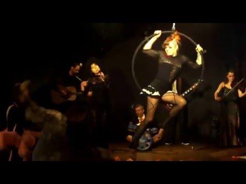METISSIA QUINTET LIVE SHOW 2015 + MULTI-ART TROUP (clown and acrobat)
