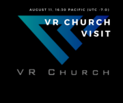 Mission ARVR Event: VR Church Visit