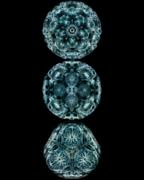 Ascending symmetry. 3-4-5 fold Symmetry