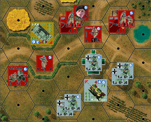 Mark H  Walker's Blog - ConsimWorld
