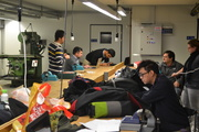 efnMOBIL workshop in Hochschule Luzern - November 2014