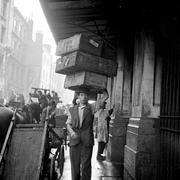 Street Markets of London in the 1940s - Walter Joseph