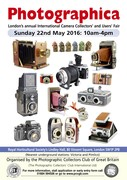 Photographica 2016, 22nd May 2016, London