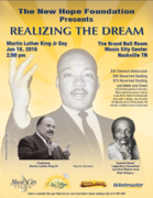 Realizing the Dream ft. Martin Luther King III and Dick Gregory