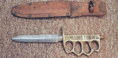 Pre knife hysteria- When knives were actually MADE in high