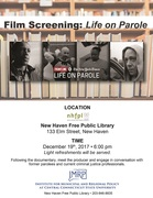 "Library Screening and Discussion: ""Life on Parole"""
