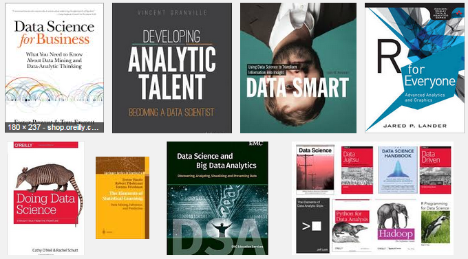 15 Books every Data Scientist Should Read
