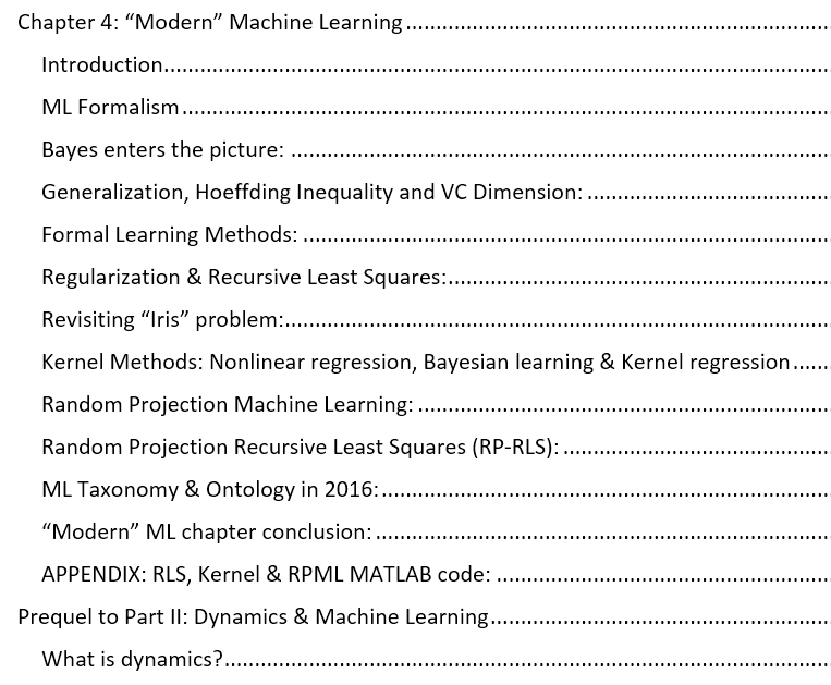 Machine Learning Ontology - Data Science Central