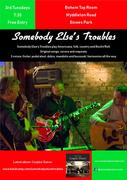 Somebody Else's Troubles acoustic at Bohem Tap Room: Third Tuesdays