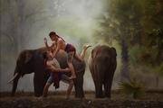 Muay Thai ,Thailan