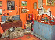 The Original Round Top Antiques Fair ~ Spring Antiques Fair