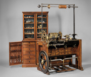 Skinner Science, Technology and Clocks Auction to Feature Rare Holtzapffel & Company Rose Engine Lathe