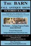 THE BARN FALL ANTIQUES SHOW