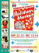 Randolph Street's Holiday Market