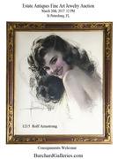 Estate Antiques Fine Art Jewelry Auction