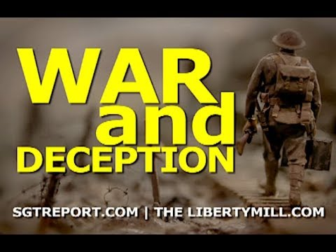 WAR and DECEPTION