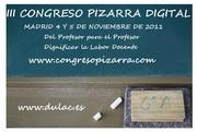 III Congreso Pizarra Digital