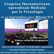 Congreso Iberoamericano de Aprendizaje Mediado por Tecnología