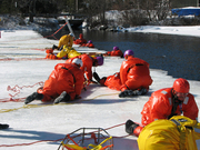 International Ice Rescue Train-the-Trainer Academy