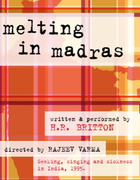 """Melting Madras"" with HR Britton"