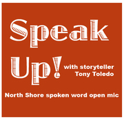 Zack Osborne, Speak Up Feature, Nov 3rd. Wed.