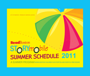 Storymobile w/Norah  Dooley 3 shows daily AUG