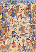 Stories from the Shahnama: The Persian Book of Kings
