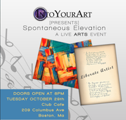 Spontaneous Elevation: A Live Arts Event on LIBERATION