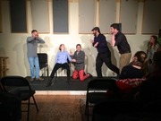 Storytelling + Improv Troupe at Riot Theatre
