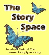 Open Telling Featured at Story Space Tue 03/29/2016